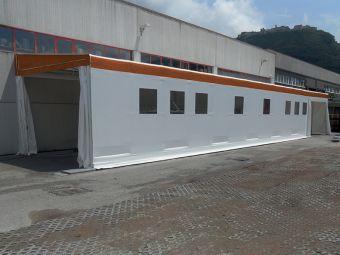 "Tunnel laterali ""ZOPPI"" Monofalda"